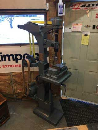 Avey Drill Press Bulatovic