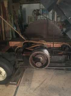 laced belt saw mill from albinoindustrialbelting